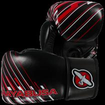 SALE - Ikusa Charged 10oz Gloves - Black/Red